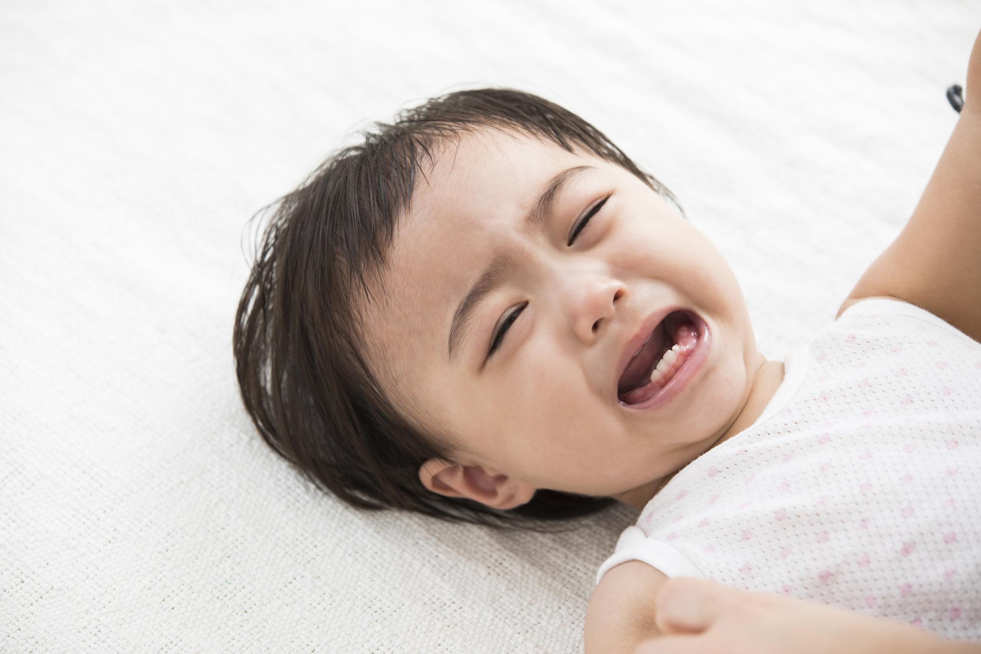 子どもの口内炎